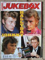 JUKEBOX N°124 (janv.98) Johnny Hallyday 60-97 - EP Dalida -Gainsbourg - Music
