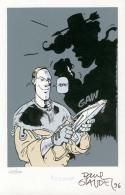 GLAUDEL : Exlibris Librairie DURANGO 1996  (ns) - Illustrators G - I