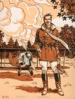 GUERINEAU : Exlibris Librairie SANS TITRE 1995  (ns) - Illustrators G - I