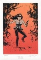 GUERINEAU : Exlibris Librairie SANS TITRE (ns) - Illustrators G - I