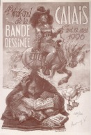 HAUSMAN : Exlibris SALON CALAIS  (ns) - Illustrators G - I