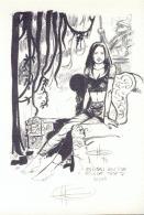 HERENGUEL : Exlibris Librairie SANS TITRE 1994   (ns) - Illustrators G - I