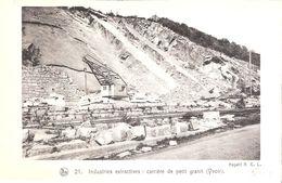 Yvoir : Carrière De Petit Granit(pierre Bleue) - Yvoir