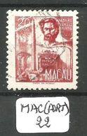 MAC (PORT) Mun 360 YT 350 Ob - Macao