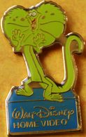 AA..293 ).........WALT   DISNEY     ......HOME  VIDEO.........inscription Au Dos :  DISNEY - Disney