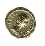 Monnaie Romaine De JULIA DOMNA 196-211 - 4. Die Severische Dynastie (193 / 235)