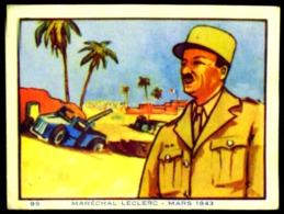 Image Steiner Histoire De France Marechal Leclerc Tchad Mars 1943 - Histoire