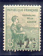 N° 163**  Au Profit Des Orphelins De Guerre. (149). - France