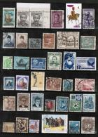 WORLDWIDE---Collection Of USED DL-501 - Stamps