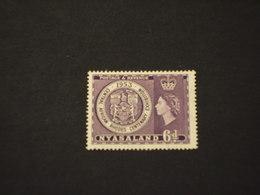 NYASSALAND - 1953 RHODES - NUOVI(++) - Southern Rhodesia (...-1964)