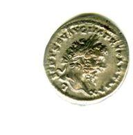 Monnaie Romaine De SEPTINE SEVERE 193-211 - 4. Les Sévères (193 à 235)