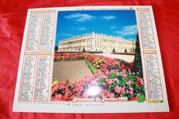 CALENDRIER  ALMANACH Des  PTT  1990 - Big : 1981-90
