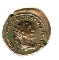 Monnaie Romaine De TREBONIEN GALLE  251-253 - 5. The Military Crisis (235 AD To 284 AD)