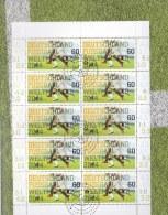 Germany Folder 2014 FIFA World Cup Football Brazil - Germany Winners Sheet Of Ten (LAR7-28) - Coupe Du Monde