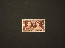 GRAN BRETAGNA - 1937 REALI 2 VALORI - NUOVI(++) - 1902-1951 (Re)