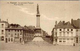 TOURNAI - Le Monument Français - Place De Lille - Edition Belge - Tournai