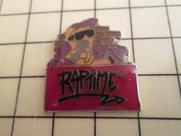 Pin812g Pin's Pins / Rare Et De Belle Qualité !!! MUSIQUE : RAPTIME C'est Pas De La Musique Cette M .... - Trademarks