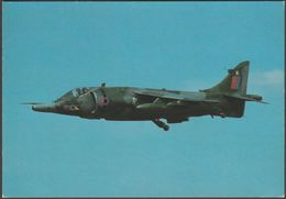 RAF Hawker Siddeley Harrier GR.3 At Kemble - E T W Dennis Postcard - 1946-....: Modern Era