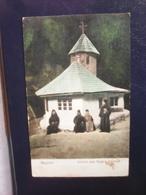 Unused Postcard From Romania, Bușteni, Schitul De La Peștera Ialomiței - Romania