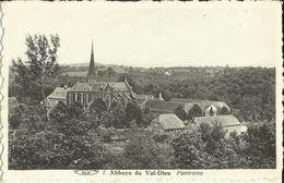 Aubel -- Abbaye   Du  Val - Dieu.    (2 Scans) - Aubel