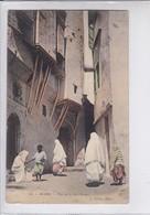 ALGER. RUE DE LA MER ROUGE. J.GEISER.-RARE-TBE-BLEUP - Algerije