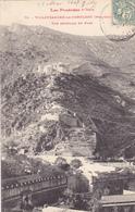 66. VILLEFRANCHE DE CONFLENT. CPA. VUE GÉNÉRALE DU FORT. ANNEE 1907 - Andere Gemeenten