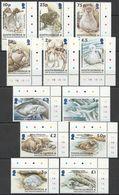 I447 SOUTH GEORGIA FAUNA BIRDS MARINE LIFE WILD ANIMALS 1SET MNH - Stamps