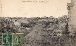 02 Chavignon, Rue Saint-pierre - Other Municipalities