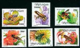 Vietnam Viet Nam MNH Perf Stamps 1993 : Honey Bees / Bee / Insect (Ms657) - Vietnam