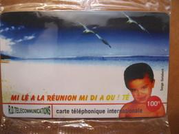 Télécarte De La Réunion Neuve Sous Blister - Reunion