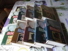 Oeuvre D'Alfred Hitchcock - 23 Cassettes - Cassettes Vidéo VHS