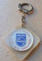 Porte  Clefs            PHILIPS   -    75 Ans De Progrès 1891 - 1966    Ventes Au Personnel Montaigne - Key-rings