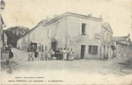 33. FRONSAC.   GRANDE RUE.  CPAA - Francia