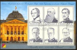 Belgie Belgique  1999 OCBn° Bloc 80 (o) Oblitéré  Cote 20 Euro  Bruphila '99 - Blocs 1962-....
