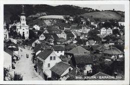 CPA Bosnie Herzegovine Bosanska Krupa Bos Krupa Zapadni Dio - Bosnia And Herzegovina