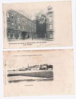 Lot 2 Cpa Wez 1904 - Brunehaut