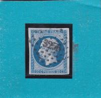 N° 14 A   PC 3256   ST-QUENTIN /  AISNE  - REF 1447 - 1853-1860 Napoleon III