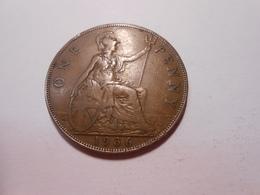Grossbritannien  One Penny  1936  King Georg V - V S - 1902-1971 : Post-Victorian Coins