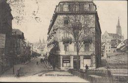CPA Suisse 3054 Basel Steinenvorstadt - BL Bâle-Campagne