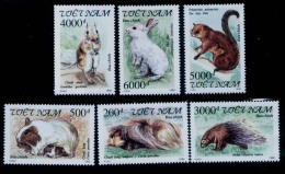 Vietnam Viet Nam MNH Perf Stamps 1992 : Rodent (Ms649) - Viêt-Nam
