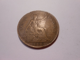 Grossbritannien  One Penny  1930  King Georg V - V S - 1902-1971 : Post-Victorian Coins
