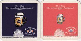 Österreich - Puntigamer Bier - Beer Mats