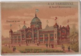 Chromo/A La Parisienne /Vêtements / Exposition De 1889/République Argentine//Paris/Pacon/Vers 1880   IMA394 - Cromo