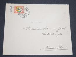 SUISSE - Enveloppe  Pour Neuveville En 1934 , Affranchissement Plaisant -  L 13557 - Cartas