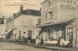 85 : Les Sables D'olonne  Café Restaurant Du FIGARO - Sables D'Olonne