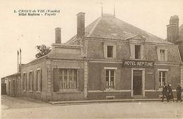 85 : Croix De Vie : Hotel Neptune - Sables D'Olonne