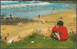 Crooklets Beach, Bude, Cornwall, C.1960s - Constance Postcard - England