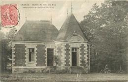 DERVAL      CHATEAU DE DU FOND DES BOIS    PAVILON DE CHASSE - Derval
