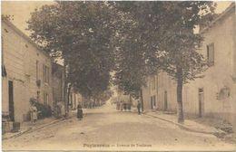 81. PUYLAURENS.. AVENUE DE TOULOUSE - Puylaurens