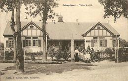 KALMTHOUT - Villa Ralph - Mooie Animatie - Kinderen En Schooljuf - Uitg. Hoelen H 4638 - 1913 - Kalmthout